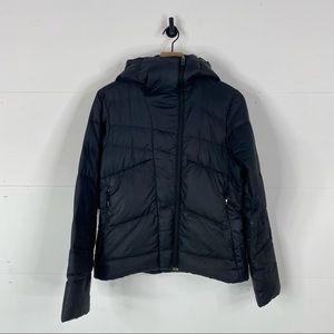 NAU International Goose Down Zip Up Jacket Size M